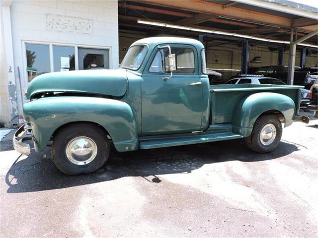 1954 Chevrolet Flare-side   883026