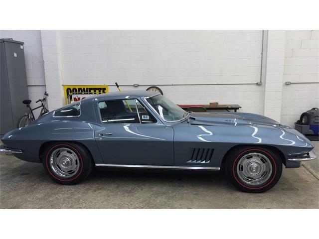 1967 Chevrolet Corvette | 880307