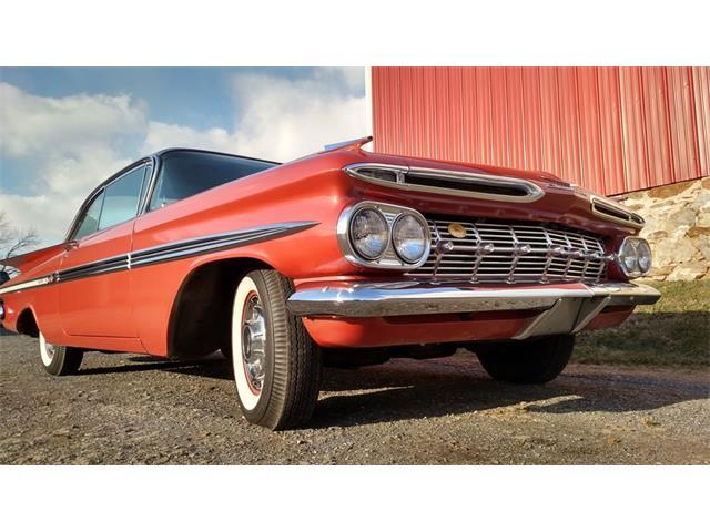 1959 Chevrolet Impala   880308