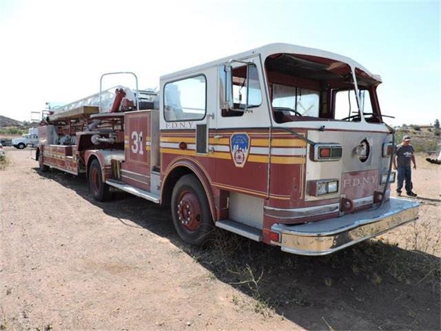 1983 Seagrave Fire Truck | 883130
