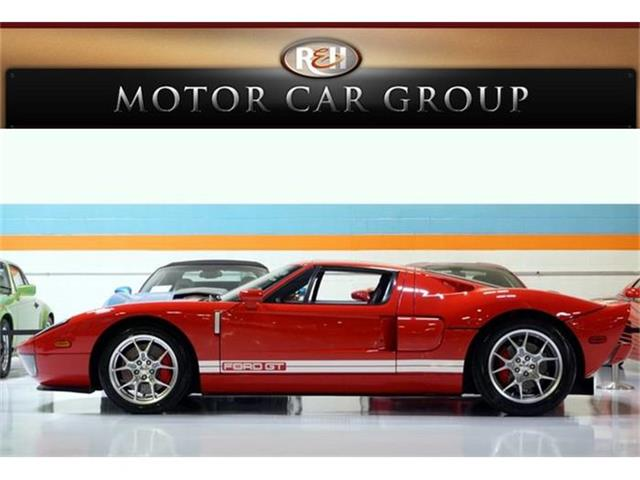 2006 Ford GT, 4 Option Car | 883357