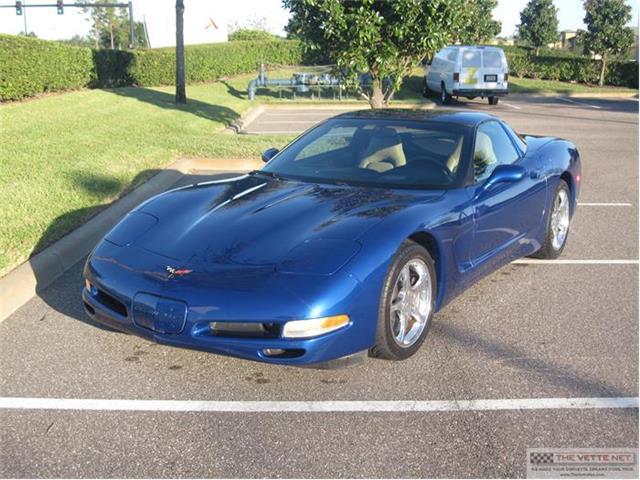 2002 Chevrolet Corvette | 883373