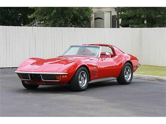 1972 Chevrolet Corvette | 883449