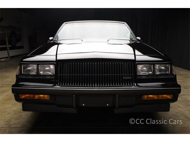 1987 Buick Grand National   883464