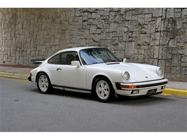 1986 Porsche 911 | 883466