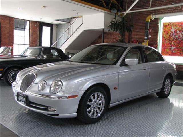 2001 Jaguar S-Type | 883499