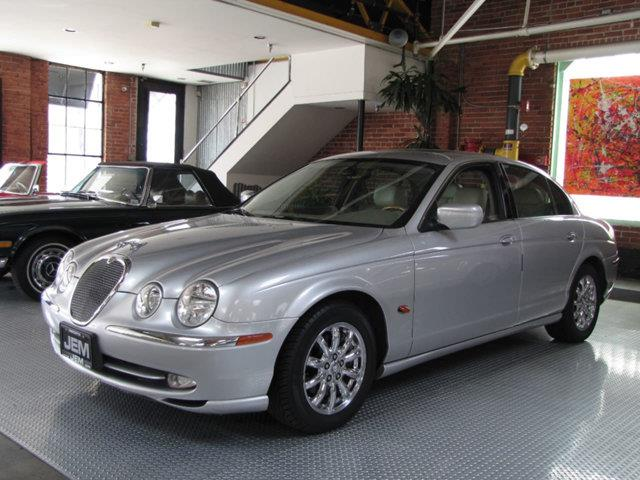 2001 Jaguar S-Type | 883499