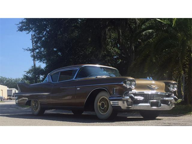1958 Cadillac Coupe DeVille | 880035
