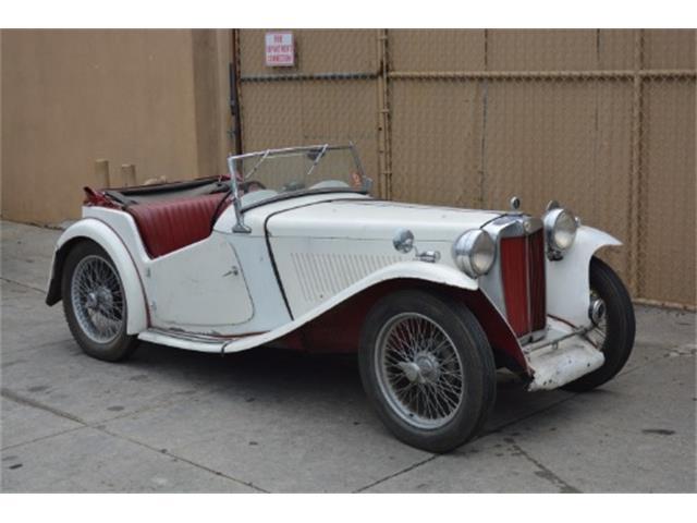 1937 MG TA | 883587