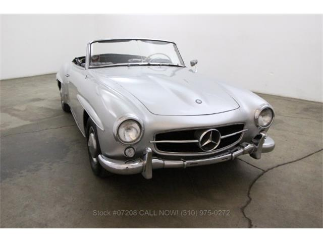 1961 Mercedes-Benz 190SL | 883589