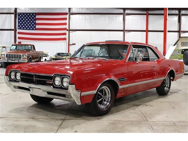 1966 Oldsmobile 442   883610