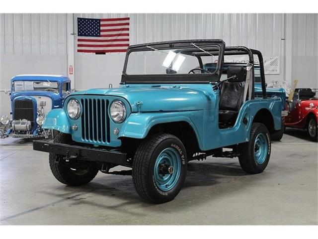 1963 Willys Jeep | 883627