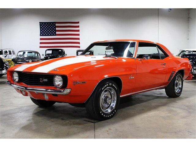1969 Chevrolet Camaro Z28 | 883636