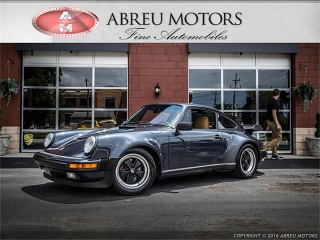 1987 Porsche 911 Carrera Turbo | 883687