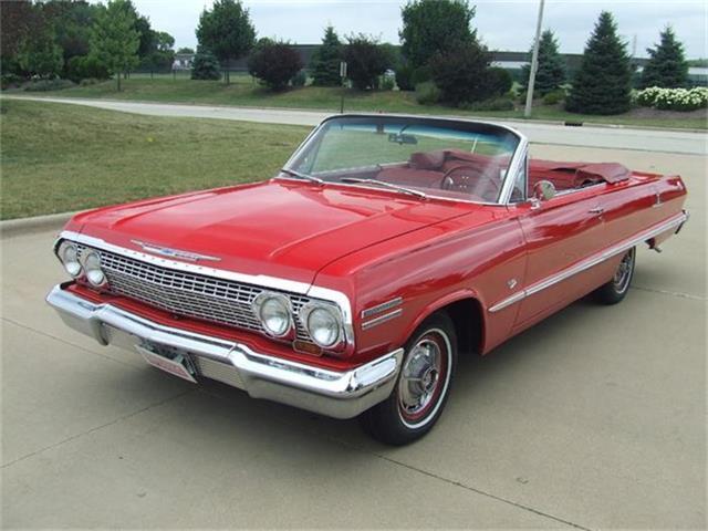 1963 Chevrolet Impala | 883691