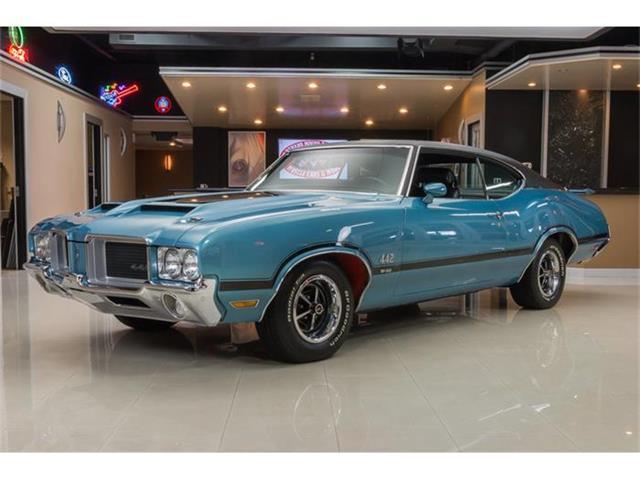1971 Oldsmobile 442 | 883704