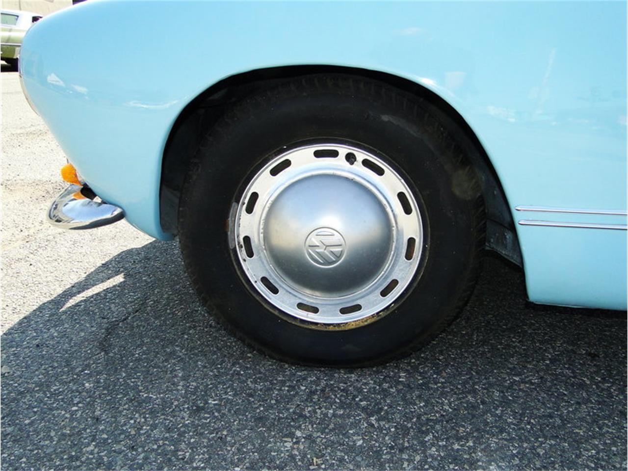1964 Volkswagen Karmann Ghia Type 14 For Sale