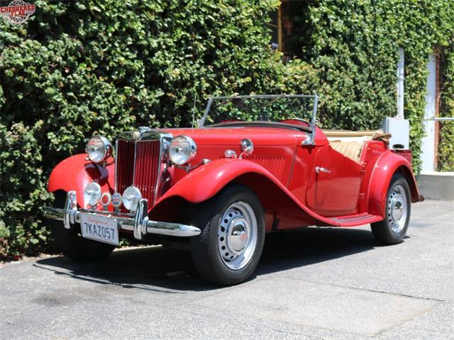 1952 MG TD | 883743