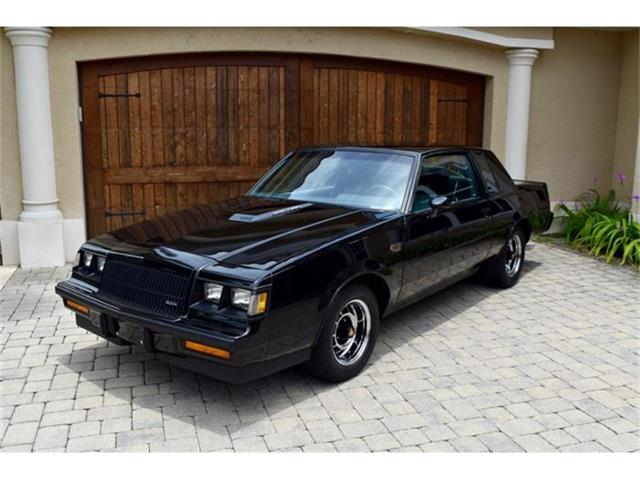 1987 Buick Grand National | 883745