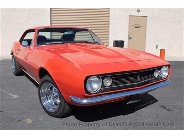 1967 Chevrolet Camaro | 883750
