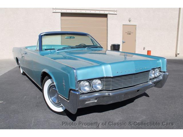 1966 Lincoln Continental | 883751