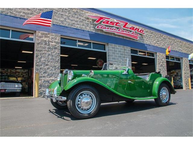 1951 MG TD | 883848