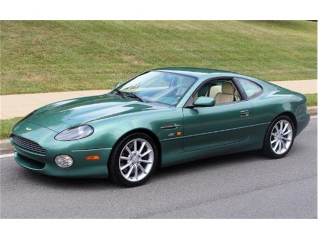 2000 Aston Martin DB7 | 883867