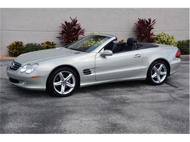 2003 Mercedes-Benz 500SL | 883868