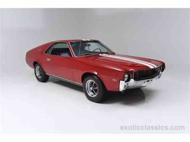 Picture of Classic 1968 AMX located in Syosset New York Offered by Champion Motors - IY00