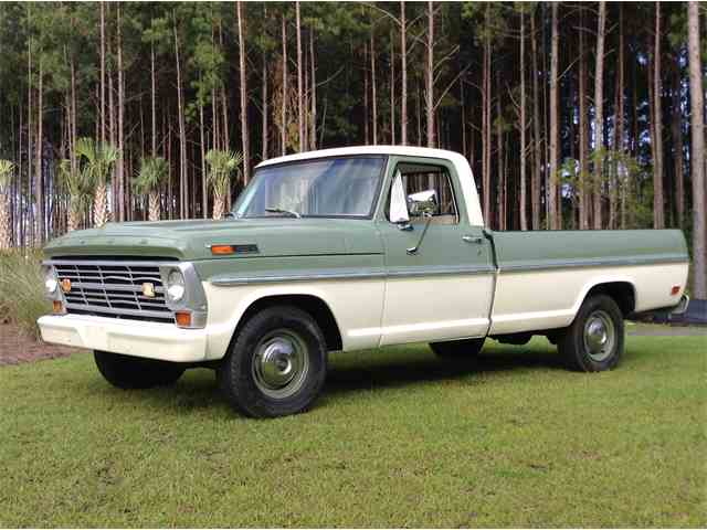 1968 Ford F100 | 880389
