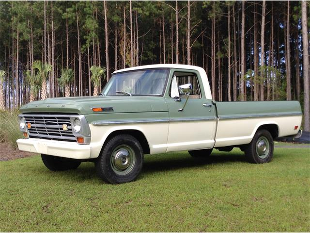 Classifieds For 1968 Ford F100