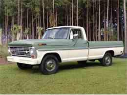 1968 Ford F100 for Sale - CC-880389