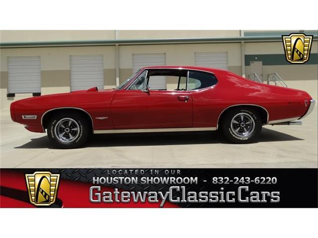1968 Pontiac GTO | 883892