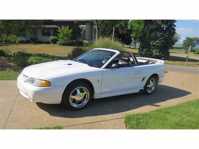 1997 Ford Mustang Cobra | 883895
