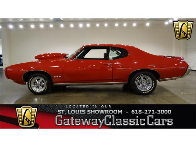 1969 Pontiac GTO | 883905