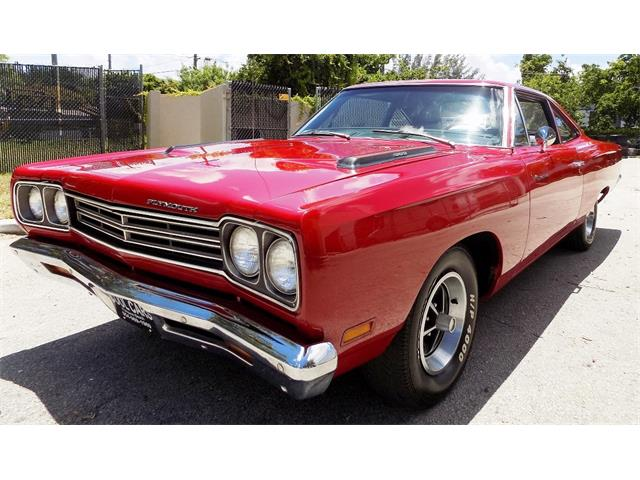 1969 Plymouth Road Runner | 883907