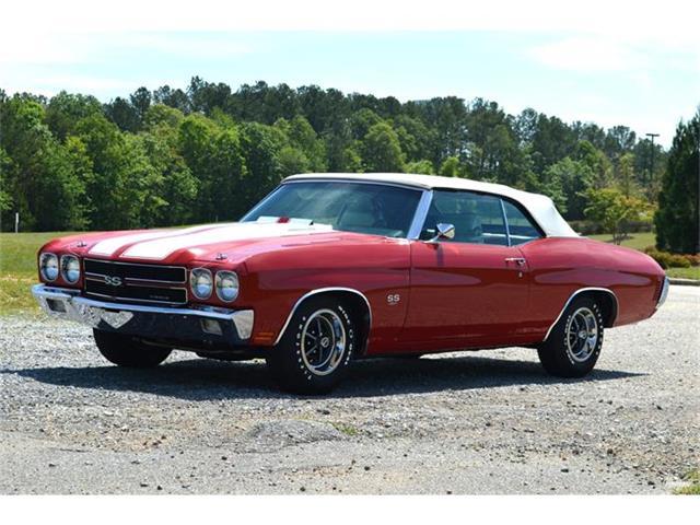 1970 Chevrolet Chevelle SS | 883913