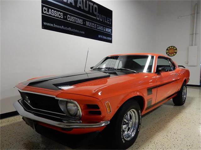 1970 Ford Mustang | 883918