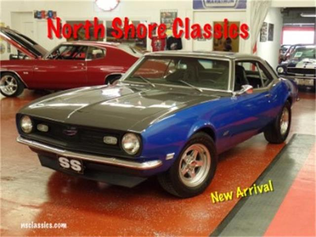 1968 Chevrolet Camaro | 883921