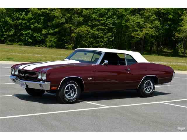1970 Chevrolet Chevelle SS | 883924