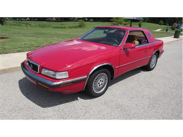 1991 Chrysler TC by Maserati | 883928