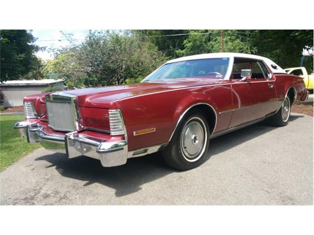 1974 Lincoln Continental Mark V | 883934