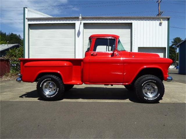 1956 Chevrolet 1/2 Ton Shortbox | 880394
