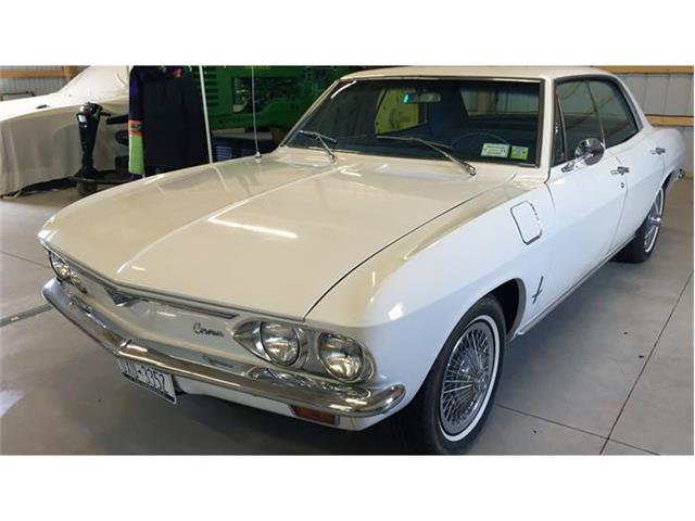 1967 Chevrolet Corvair | 883945