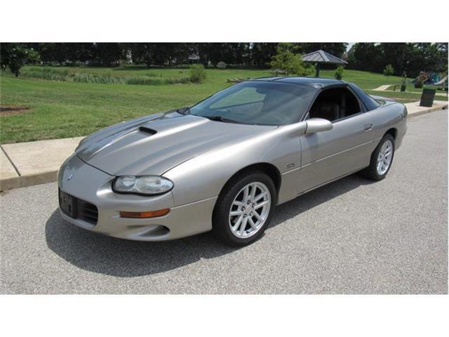 2002 Chevrolet Camaro SS | 883946