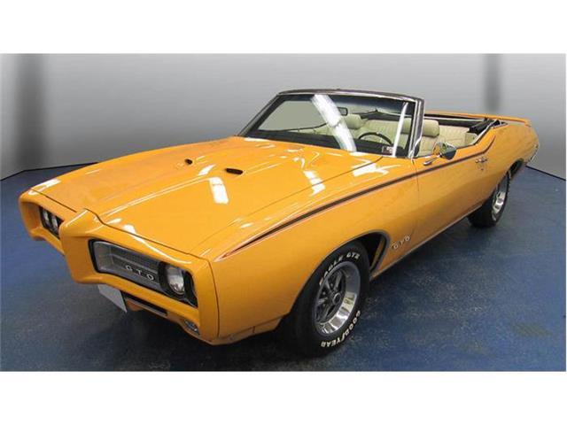 1969 Pontiac GTO | 883954