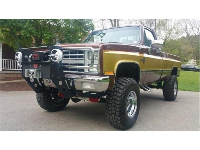 1985 Chevrolet K-20 | 883957