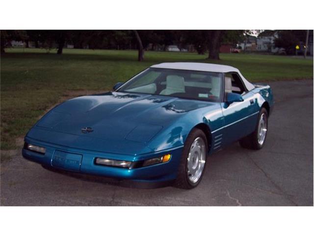 1992 Chevrolet Corvette | 883958