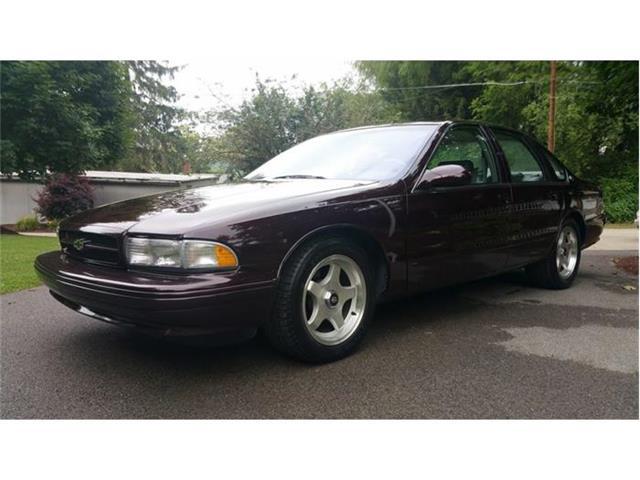 1996 Chevrolet Impala SS | 883959