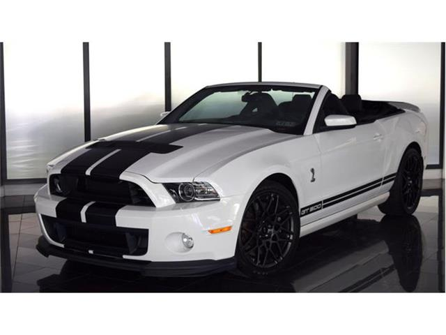2013 Shelby GT500 | 883960